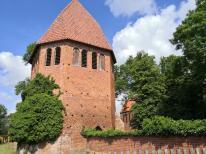 Der frühere Glockenturm