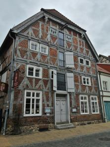 Zinnhaus in der Langen Straße 24