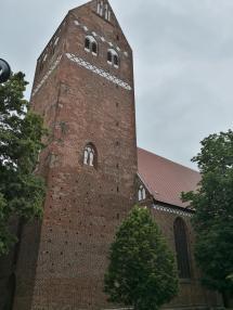 Marienkirche Westansicht