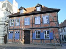 Altes Haus am Schelfmarkt