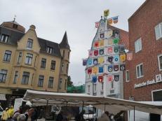 Zunftbaum am Marktplatz