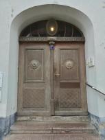 Die Türen von Wolgast