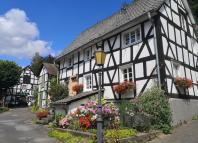 Hübsche Fachwerkhäuser in Alt-Windeck