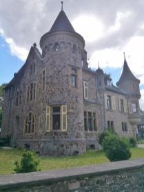 Burg Dattenfeld, Nordflügel