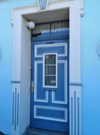 Die schönste Haustür auf dieser Tour, gesehen in der Neustraße in Leichlingen