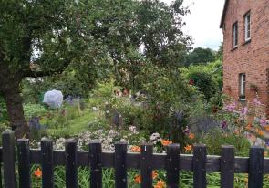hübscher Bauerngarten