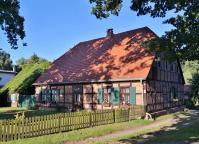 Bauernhaus am Ortstrand