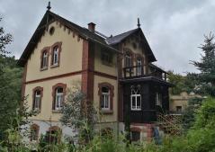 Haus an der Rentzschmühle ...