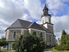Die Dorfkirche von Reinsdorf