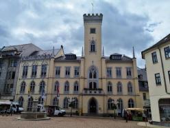 Historisches Rathaus am Marktplatz