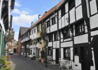 Besonders hübsch: Die alte Schulstraße