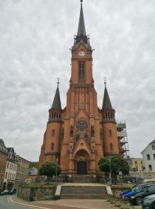 Stadtkirche St. Wenzel in Mylau