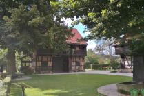 Historische Bauernscheune am Heinrich-Heine-Park