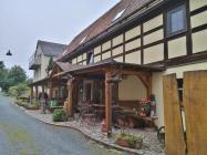 Hübscher Hof mit Ferienwohnungen in Altensalz