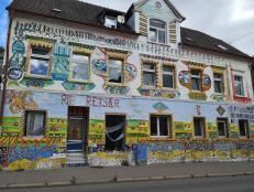 Das Bunte Haus von Weida