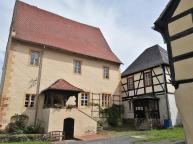 Das Pfarrhaus in Cronschwitz - ehemaliges Gästehaus des Dominikanerinnen-Klosters