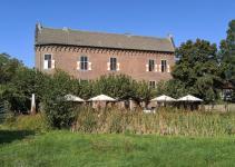 Das Alte Schloss mit Biergarten