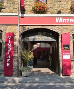 In Altenahr existiert bis heute die älteste Winzergenossenschaft der Welt von 1868