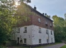 Alte Mühle an der Düssel bei Schöller