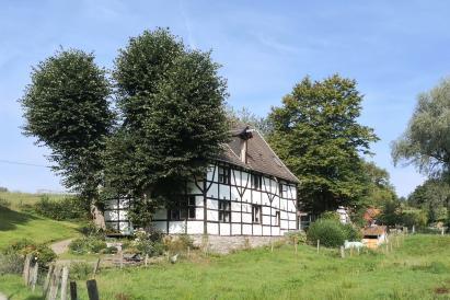Häuser am Rande von Schöller
