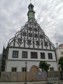 Das Gewandhaus am Hauptmarkt