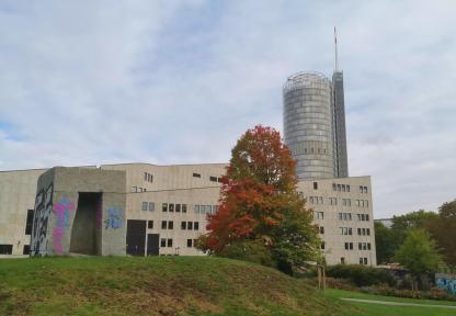 Blick auf den RWE-Turm