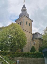 Evangelisch-reformierte Kirche am Markt von Radevormwald