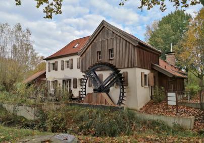 Aumühle im Schlosspark