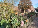 Hübscher Bauerngarten bei Hüdderath