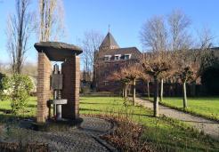 Kloster Kreiz in Holzheim