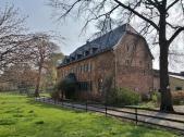 Gutshof auf Schloss Wachendorf