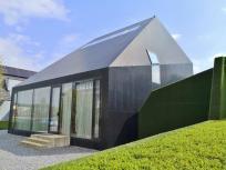 Krass modernes Wohnhaus in Itter