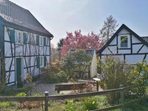 Historische Hofanlage in Glöbusch