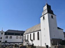 Klosterkieche in Niederprüm