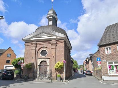 Rochuskapelle an der Fährstraße in Hamm