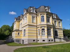Villa Erckens im Stadtpark an der Erft