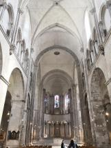 Innenraum der Kirche Groß St. Marin