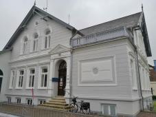 Haupteingang zum Museum