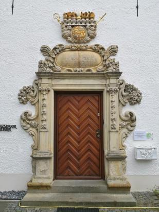 Eingang zum Westpreußischen Landesmusezum