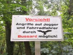 Gesehen bei Warendorf