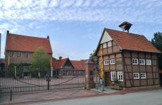 Zufahrt zum Berentzen Hof