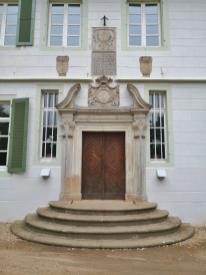 Portal des Klosters Bentlage