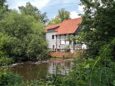 Alte Wassermühle am Moorbach