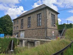 Agger Wasserkraftwerk Ehreshoven