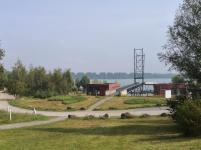 Blick zur Seebrücke