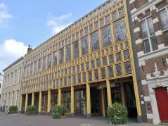 Frontseite des Rathaus
