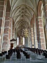 Grote Lebuiniuskerk, Blick zum Chor