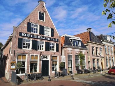 Wirtshaus in der Koningstraat