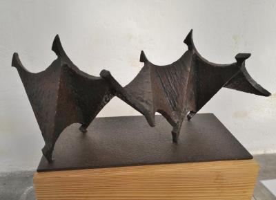 Kunstwerk aus der Ausstellung