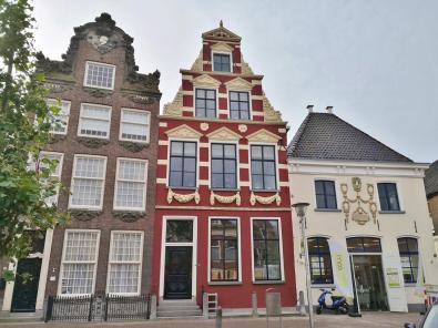 Häuser an der Voorstraat